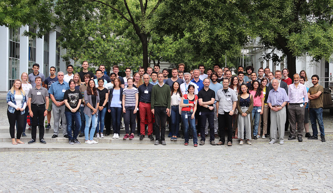 EPMA PM Summer School 2018 participants
